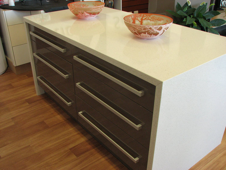 Stone Bench Top Coral Coast Cabinets Bundaberg